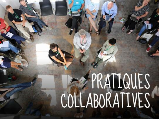 pratiques collaboratives Lien vers: https://cooptic.be/?PagePrincipale
