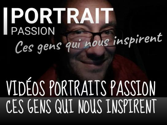 Portraits passion Lien vers: https://criemouscron.be/?PortraitsPassion